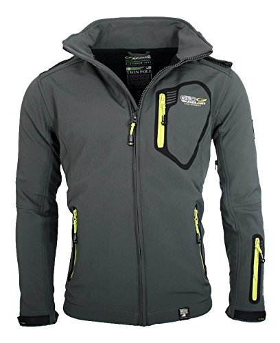 Geographical Norway Herren Softshell Funktions Outdoorjacke