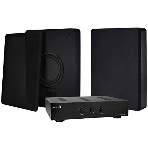 Dayton SA230/2VS8 Dual Subwoofer System Amplifier Package (Dayton Sa230 compare prices)
