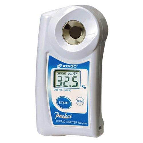 Atago 4406 Digital Hand Held Pocket Sea Water Refractometer For Measuring Seawater, Blue, 0 To 100% (Conc) Measurement Range
