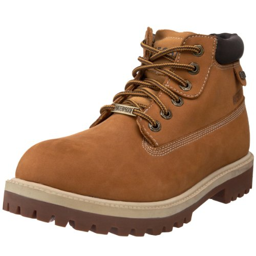 Skechers Men's Sergeants/Verdict Boot Camel UK 7