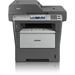 Brother DCP8250DNZU1 A4 Mono Multifunctional Printer