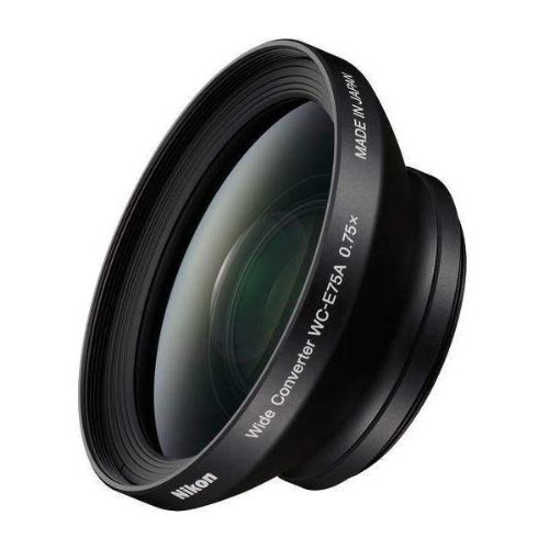 Nikon Coolpix Lenses