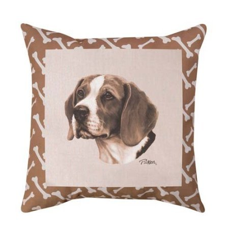 Dog Bed Pillow 9573 front