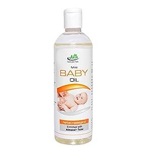 Jain Mild Baby Oil 200ml