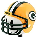 Green Bay Packers Football Helmet Antenna Topper