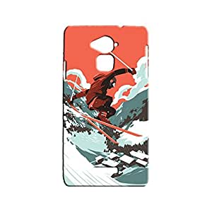 G-STAR Designer Printed Back case cover for Coolpad Note 3 - G3798