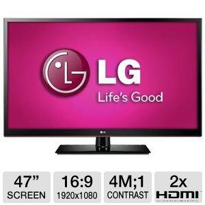 LG 47LS4500 Specs