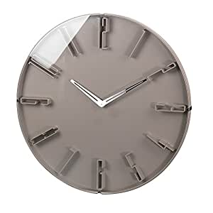 Amazon Com Cupecoy Design Raised Numbers Wall Clock In