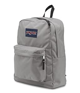 JanSport Unisex Classic Superbreak Backpack T501 (Grey Rabbit)