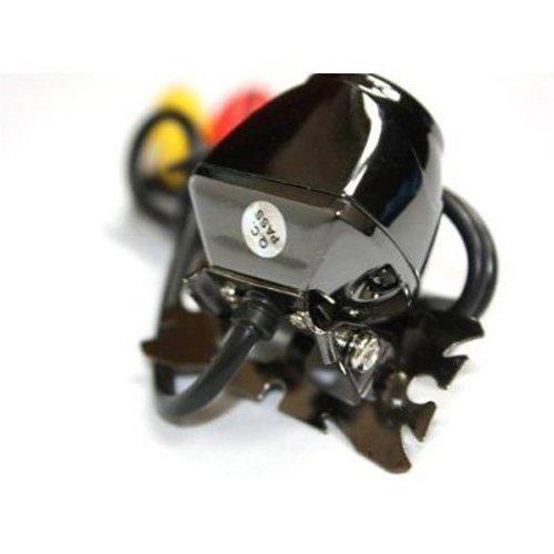 Monitor 4 3 a colori per telecamera retromarcia dvd for Telecamera amazon