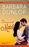 img - for An Astonishing Match (The Match Series - Book #4) book / textbook / text book
