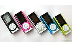 Micomy Mp3 Multimedia Player With DisplayTorch, Earphone + Usb Data Cable (Colour as per availability)