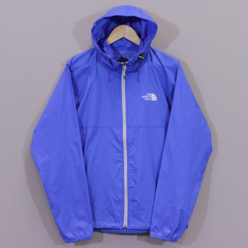 The North Face Mens Flyweight Hoodie - Nautical Blue Medium