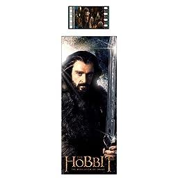 The Hobbit Desolation of Smaug Thorin Oakenshield Bookmark