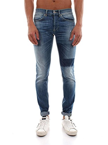 DONDUP GEORGE UP232 M83 JEANS Uomo M83 33