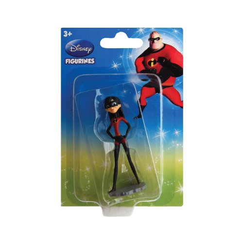 Beverly Hills Teddy Bear Company Disney The Incredibles Toy Figure, Violet - 1