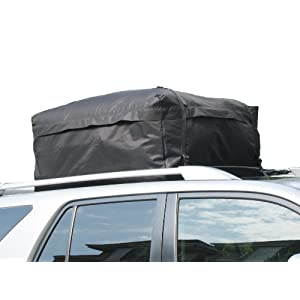 Heininger 3020 Advantage SportsRack Soft Top Weather Resistant Roof Top Cargo Bag