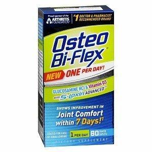 Osteo Bi-Flex One Per Day Nutritional Supplement, 60 Count