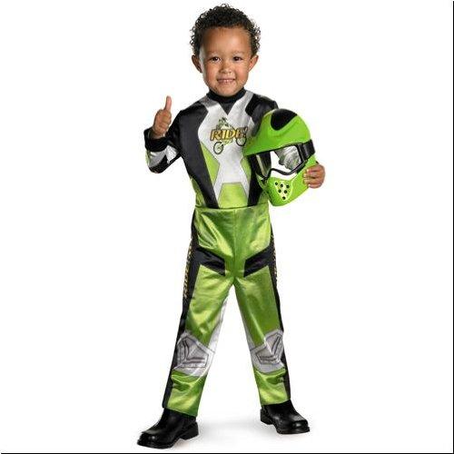 Lil' Motocross Rider Child Costume