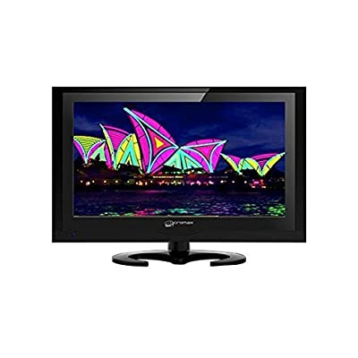 Micromax 20B22HD-A 51 cm (20 inches) HD Ready LED TV (Black) with Dish TV TruHD (Free Recorder) + 1 Month Subscription...