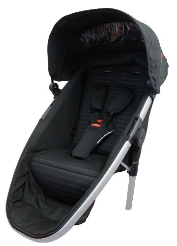Phil&Teds Promenade Doubles Kit Second Seat Black - 1