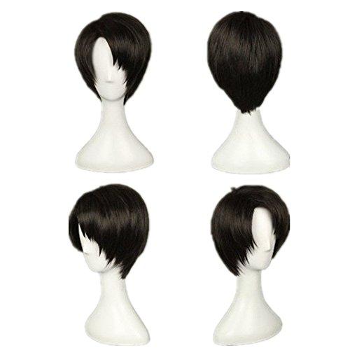 tqglobal-attack-on-titan-geki-no-kyojin-levi-black-wig