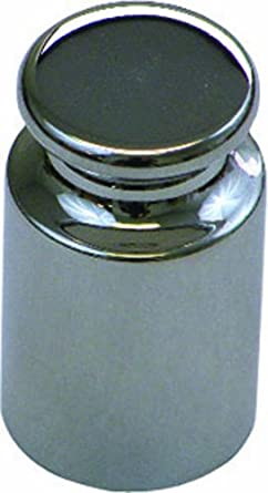 Adam Equipment Stainless Steel Calibration Weight, ASTM Class