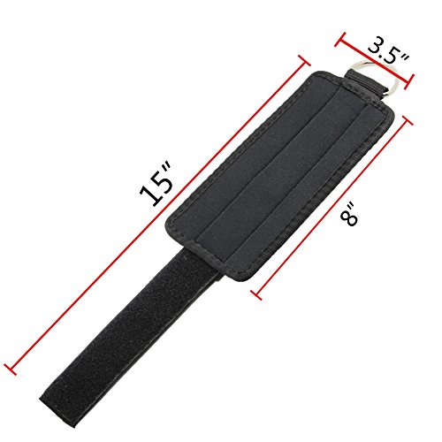 ankle cuff for cable machine