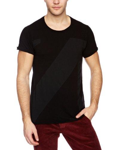 Nunc N13-1058 Kenyon Printed Men's T-Shirt Black X-Large