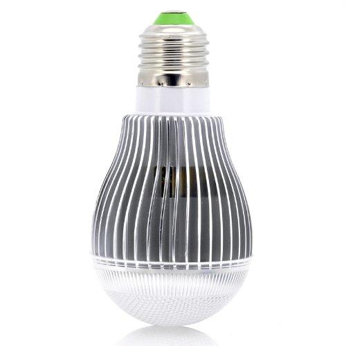 9W Rgb Led Light Bulb - 650 Lumens, Remote Control