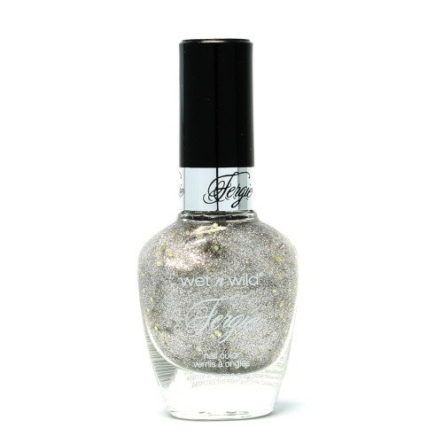 ウェットアンドワイルド Fergie Heavy Metal Nail Polish Titanium Crush