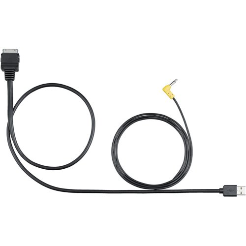 Jvc Ksu49 Usb Audio/Video Cable For Ipod/Iphone