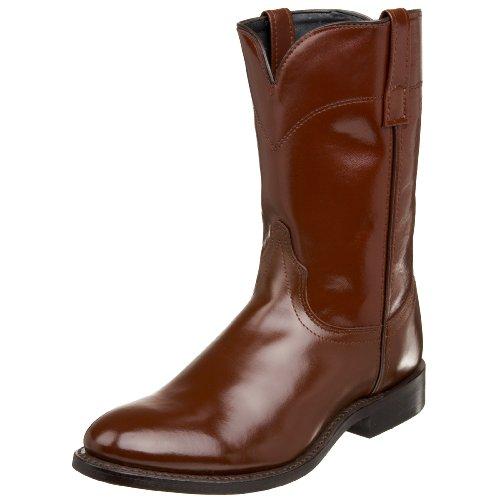 """Laredo Men's 28-7925 Roper 10"""" Boot,Brown,8 D US"""