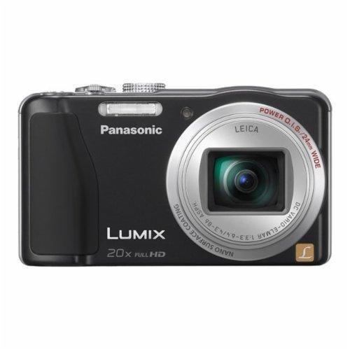 Panasonic Lumix Dmc-Zs19 Digital Camera- Black