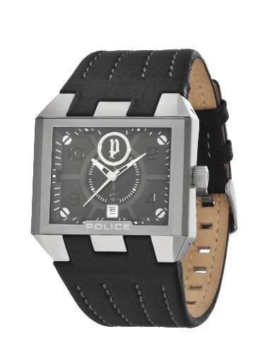 Police Prowler All Black Watch 12551JS/02