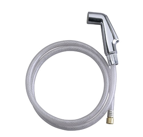 Kohler GP1021724-CP Sidespray for Kitchen Faucets, Chrome Finish
