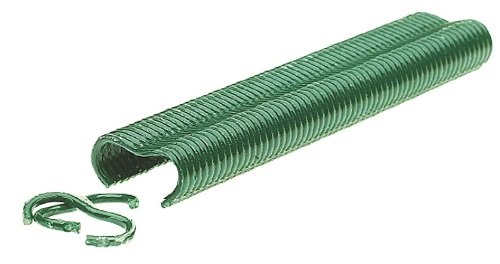 Rapid vr fence hog rings pack green cucitrici e