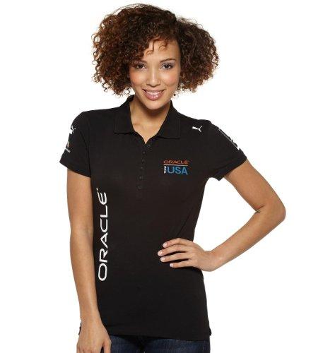 Puma Oracle Team USA America's Cup Womens Polo Shirt