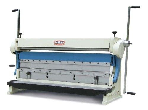 Baileigh SBR-5216 3-in-1 Combination Shear Brake Roll Machine, 52
