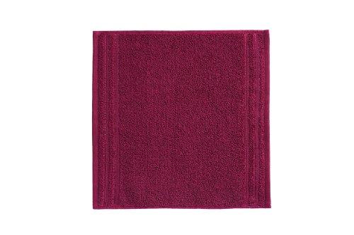 Vossen Calypso Feeling Face cloth, Grape, 30x30 cm