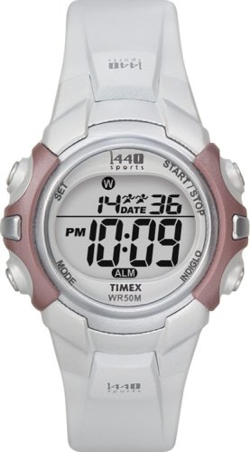 Timex Unisex 1440 Sports Digital Resin Strap Watch #T5G881