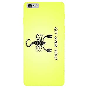 Zeerow 744T Mobile Back Cover for I Phone 5s