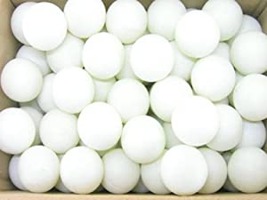 PING PONG BALLS TABLE TENNIS BALLS - 144 pk (1 gross) by SyncMarket