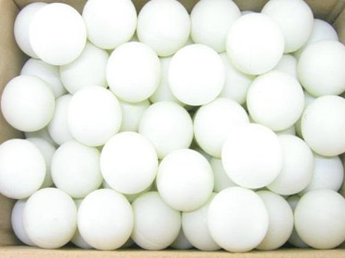 Practice Ping Pong Balls, Pack of 144 balls by Ping