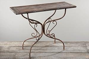 Konsolentisch Beistelltischen Eisentisch Tisch Gartentisch ...