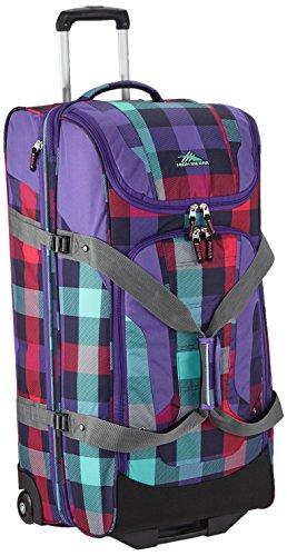 high-sierra-67045-4661-sportive-packs-reisetasche-80-cm-106-liter-purple-checks
