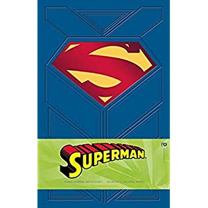 Superman Hardcover Ruled Journal (Insights Journals)