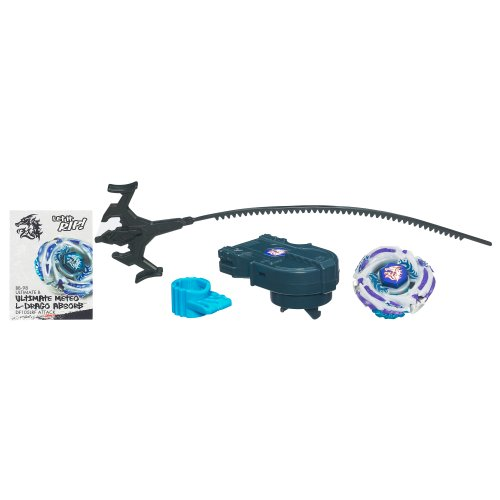 Beyblade Metal Masters BB-98 Ultimate Meteo L-Drago Asorb DF105LRF Top