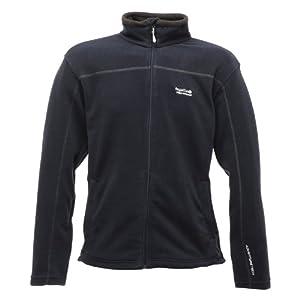 Regatta Mens Fairview Full Zip Warm Fleece Jacket Navy M, L, XL, XXL