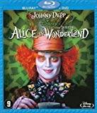 Alice in Wonderland [Blu-Ray + DVD] [2010] [Region B]